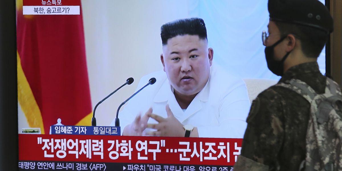 N. Korea: Kim suspended military retaliation against South