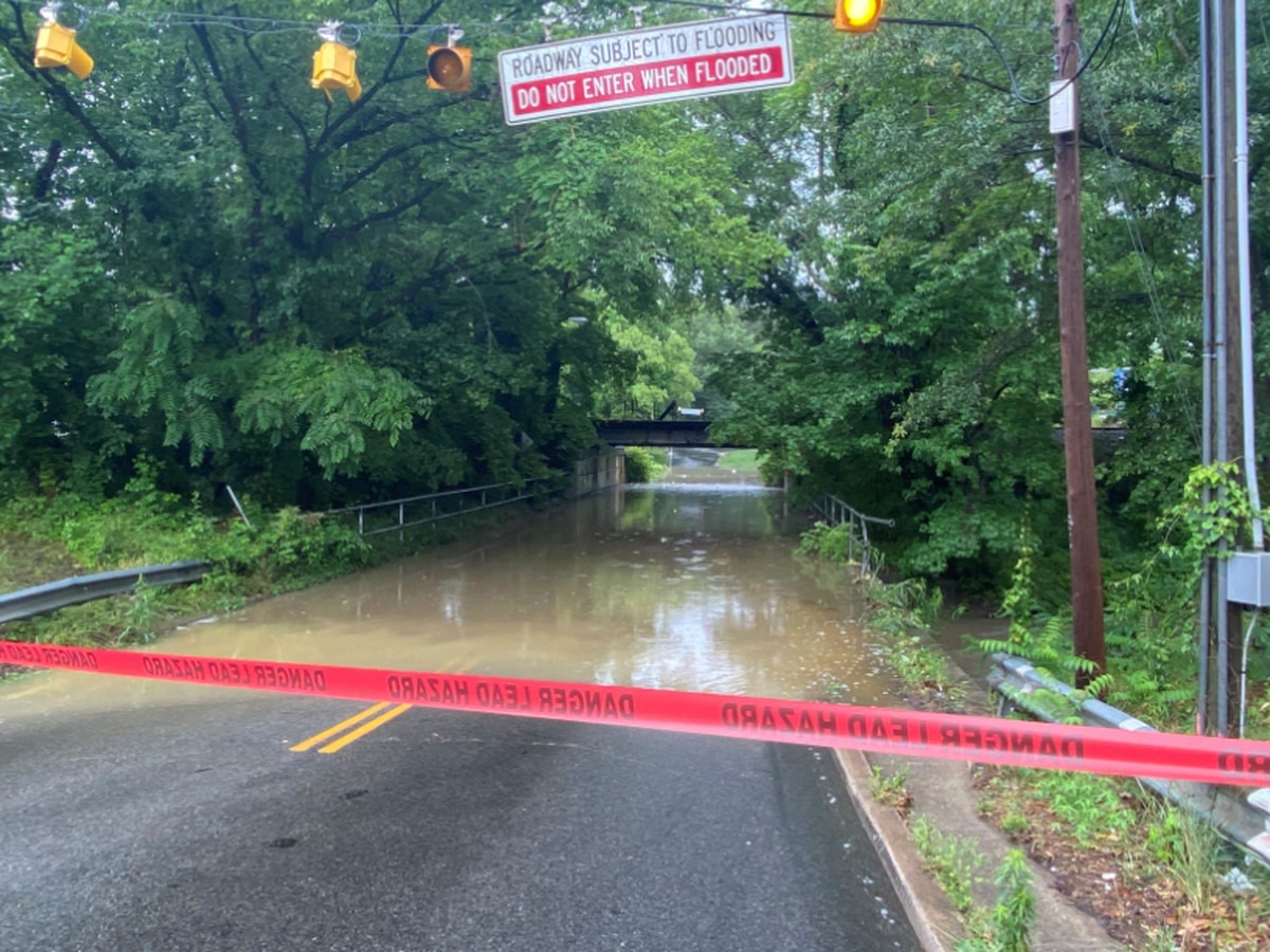 Richmond Fire Dept. rescues man from submerged vehicle