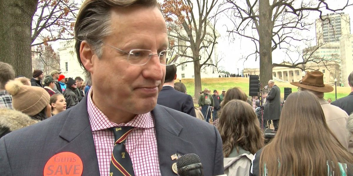Dave Brat named dean of Liberty University's business school