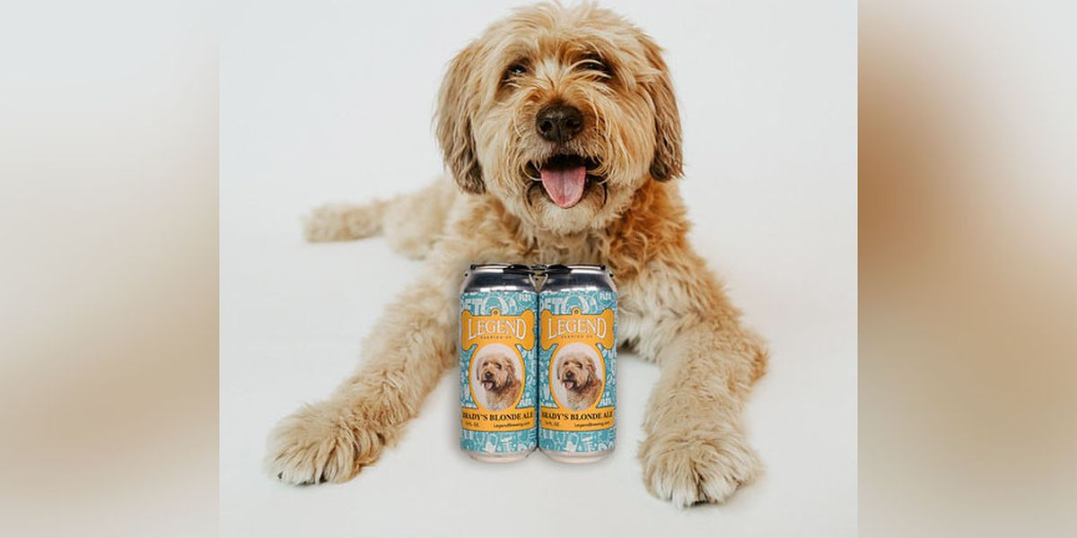 Legend Brewing Company introducing new ale featuring dog adopted from Richmond SPCA