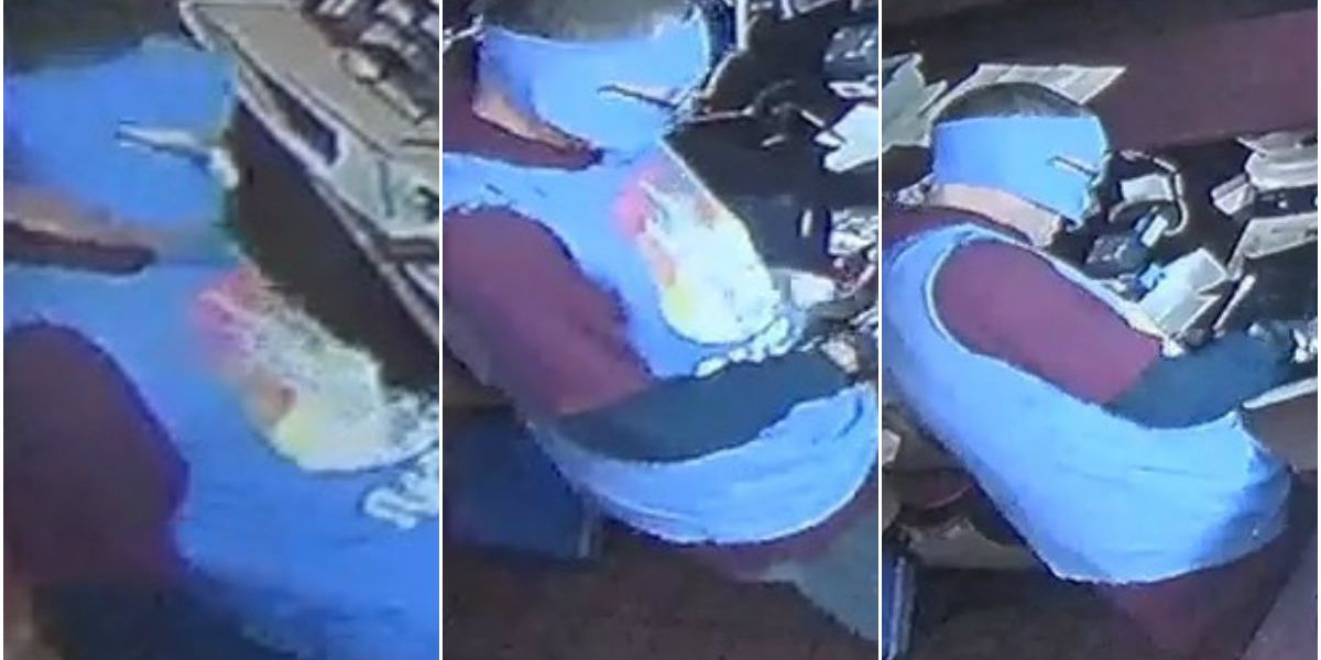 Police seek help in identifying person who broke into restaurant