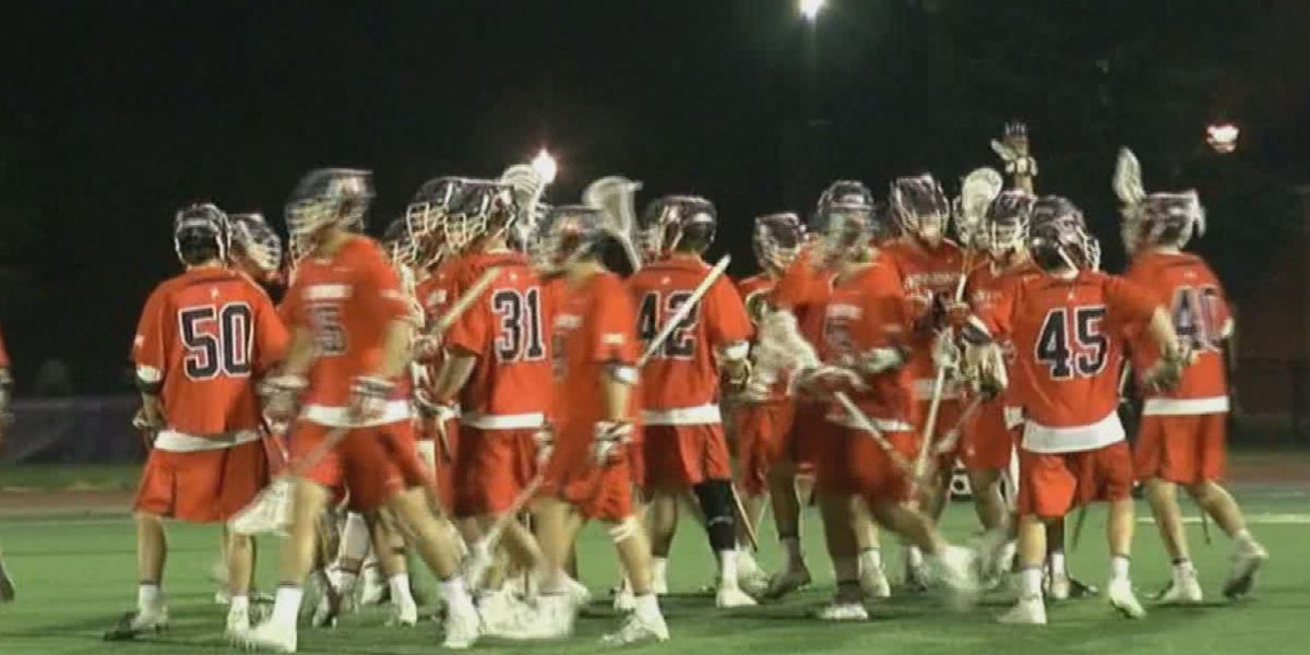 Spider men's lacrosse reaches sixth straight conference title game