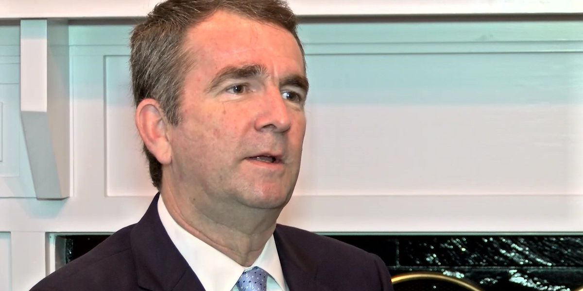 Northam opposes Trump's offshore drilling plan