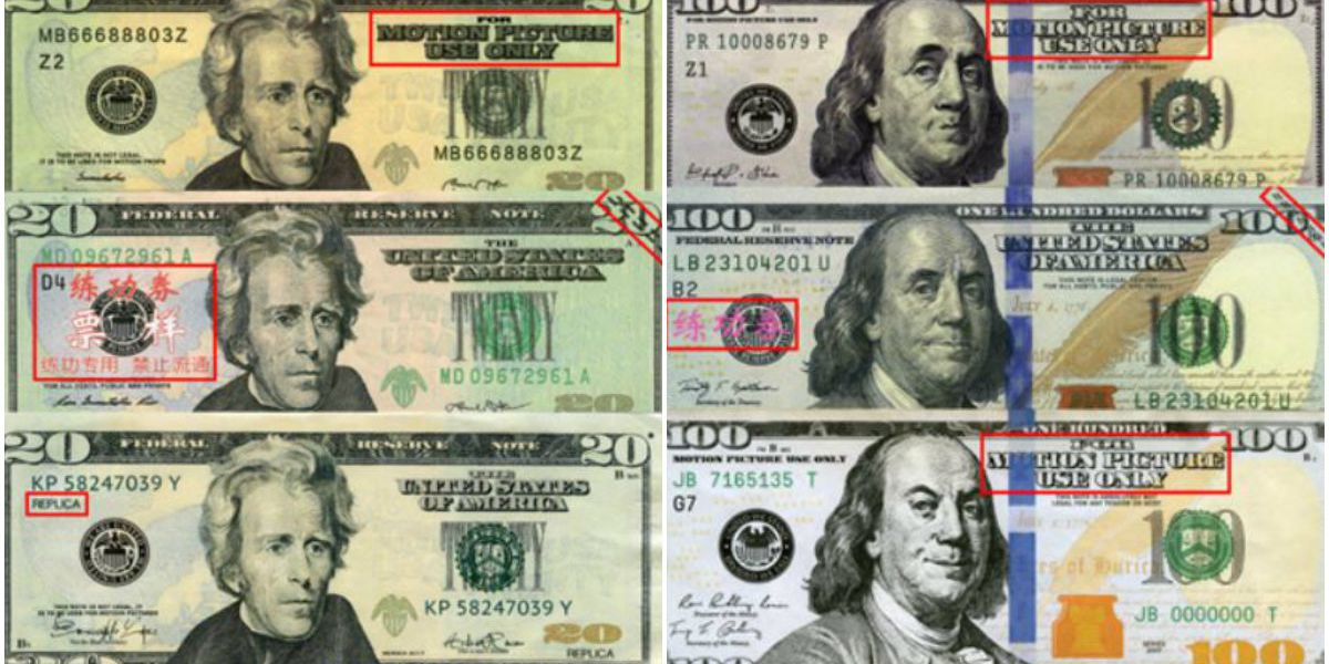 Ashland police issue warning about counterfeit money