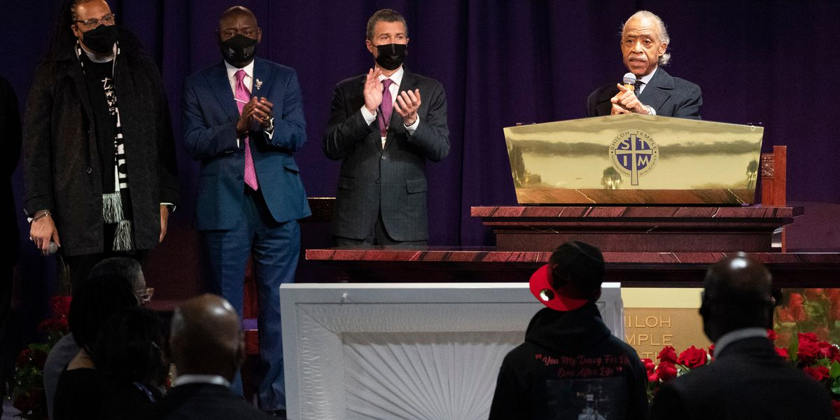 LIVE: Daunte Wright to be eulogized at Minneapolis funeral