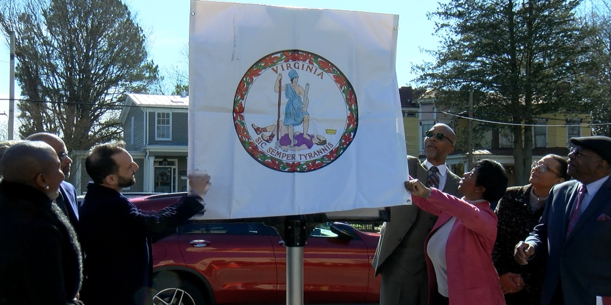 Historic marker unveiled for First Baptist Church in Petersburg