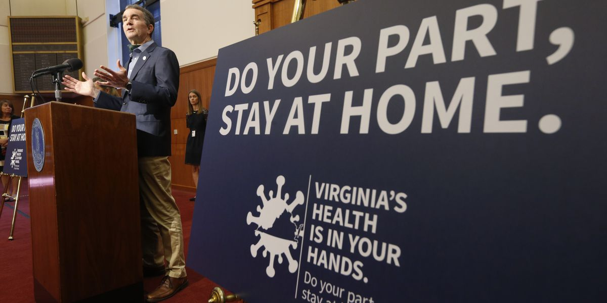 'We don't want to repeat that': Northam reminds Virginians of COVID-19 surges after Memorial Day, July 4th