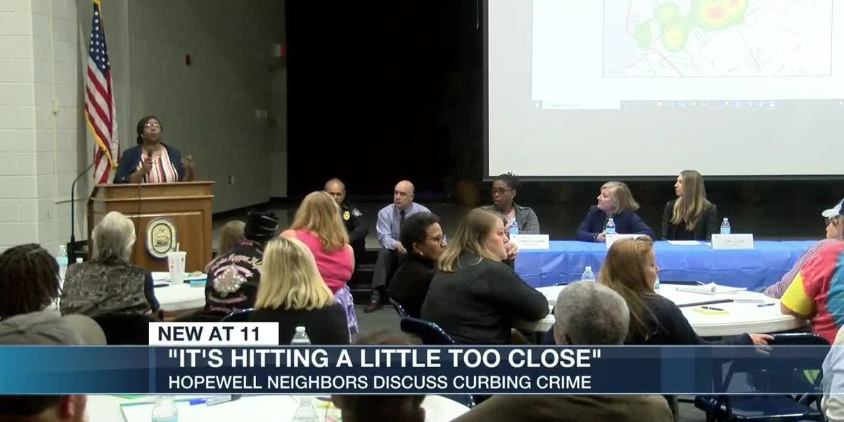 Hopewell neighbors offer solutions to curb recent uptick in crime