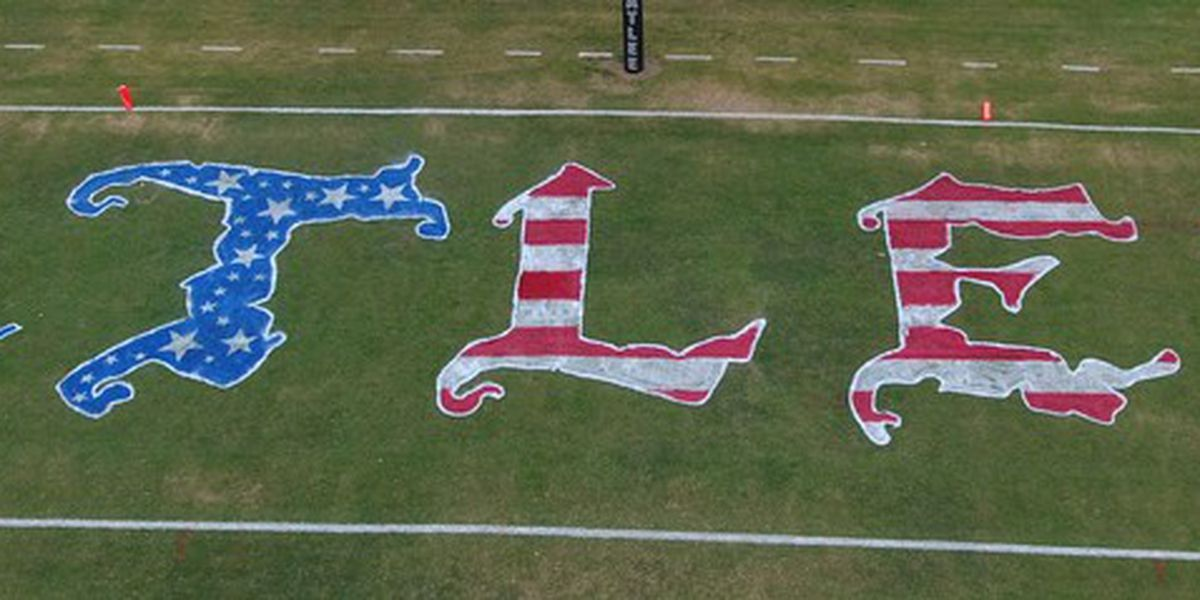 Atlee HS enters field design in patriotic contest