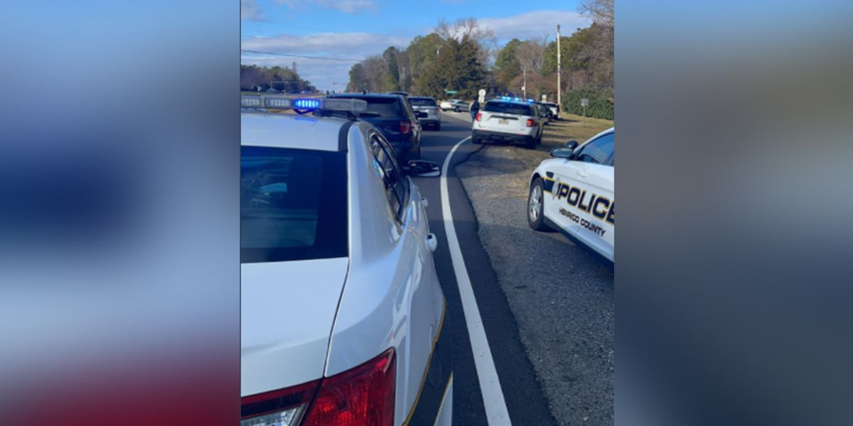 Henrico police respond to incident involving man with weapon