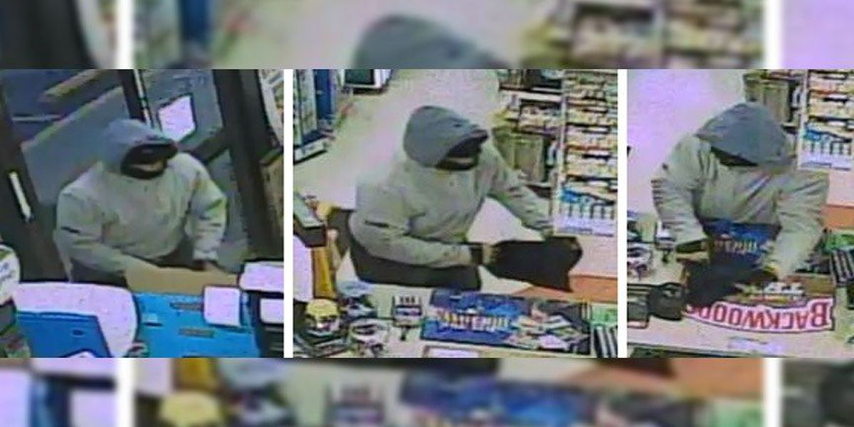 Henrico police looking for suspect in convenience store robbery