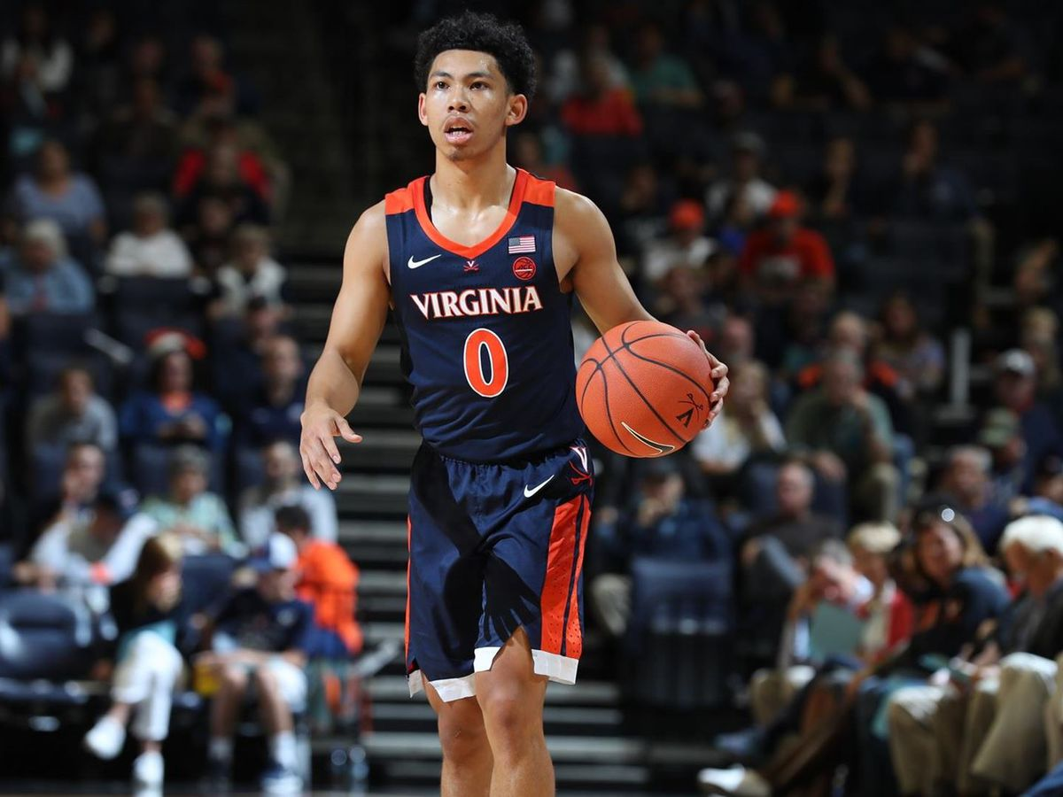 UVA begins national title defense with win at Syracuse