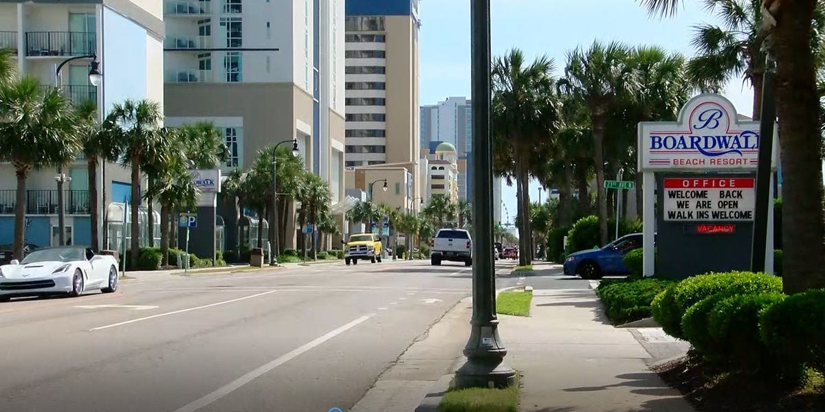 Some Myrtle Beach hotels booked, busy after coronavirus restrictions lifted