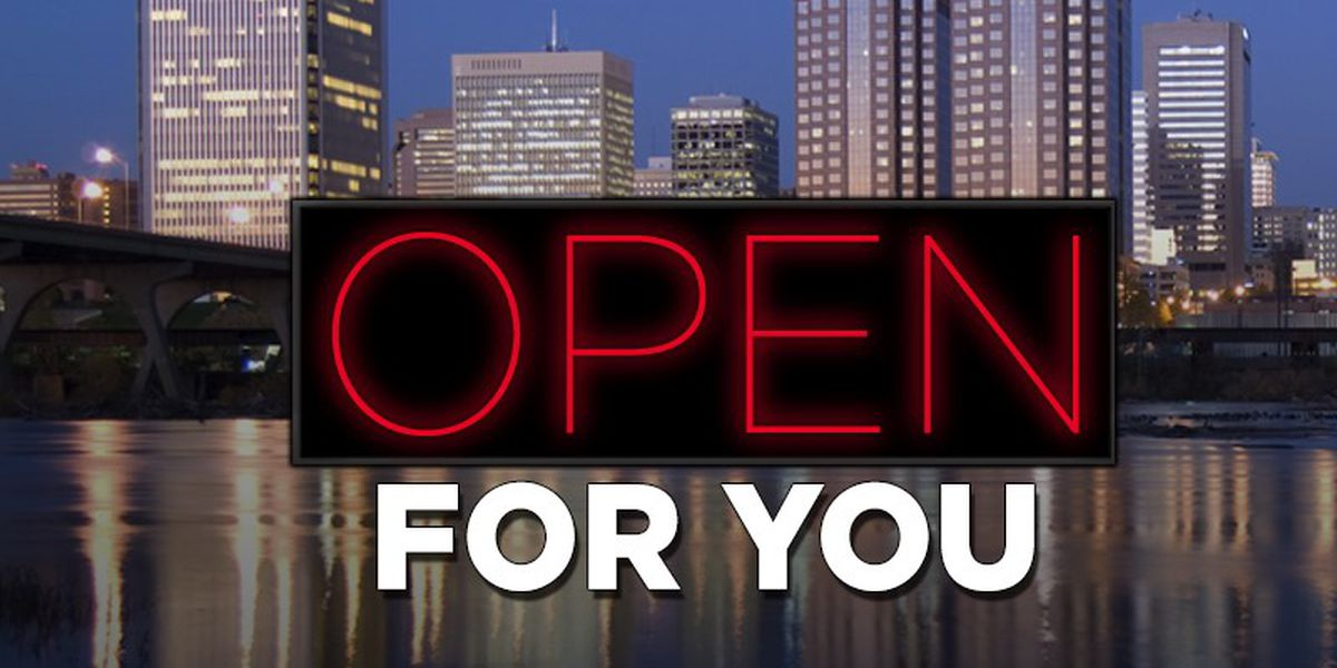 'Open For You': NBC12 launches website to support local businesses