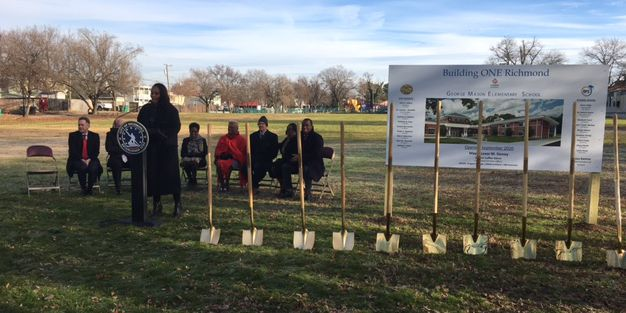 Richmond breaks ground on 3 new schools