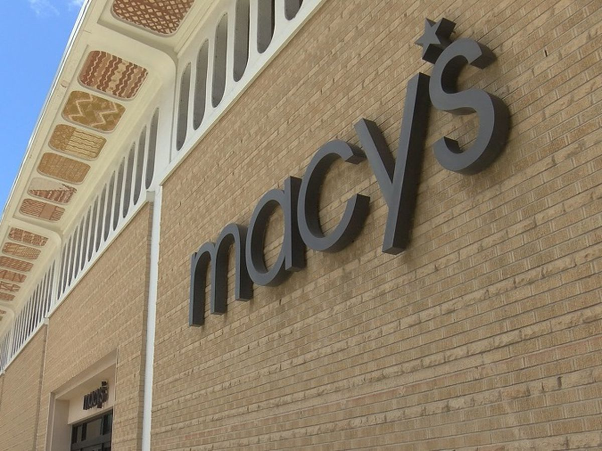 Macy's holding hiring event for seasonal positions