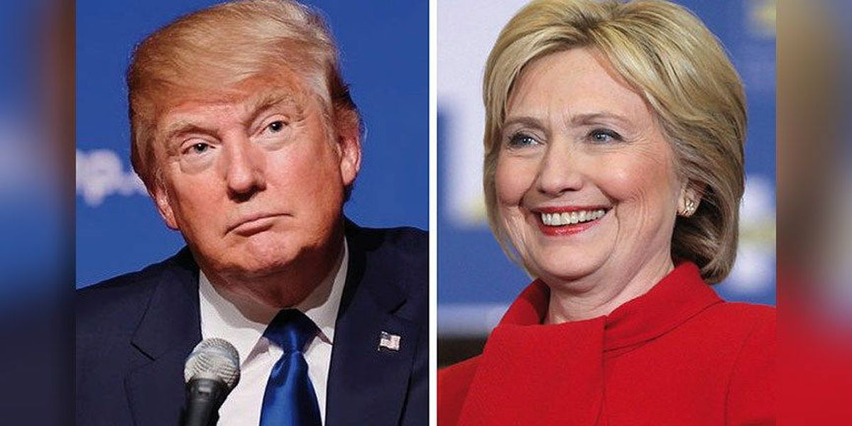 Quinnipiac University poll shows Trump, Clinton in dead heat