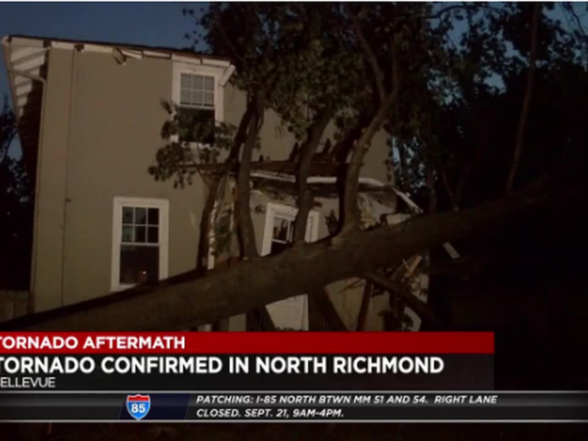 North Richmond digging out from under tornado damage
