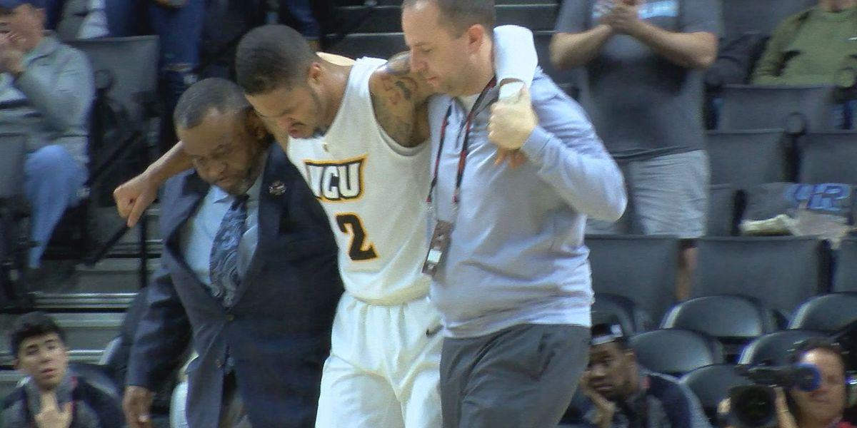 VCU's Marcus Evans expected to be ready for NCAA Tournament
