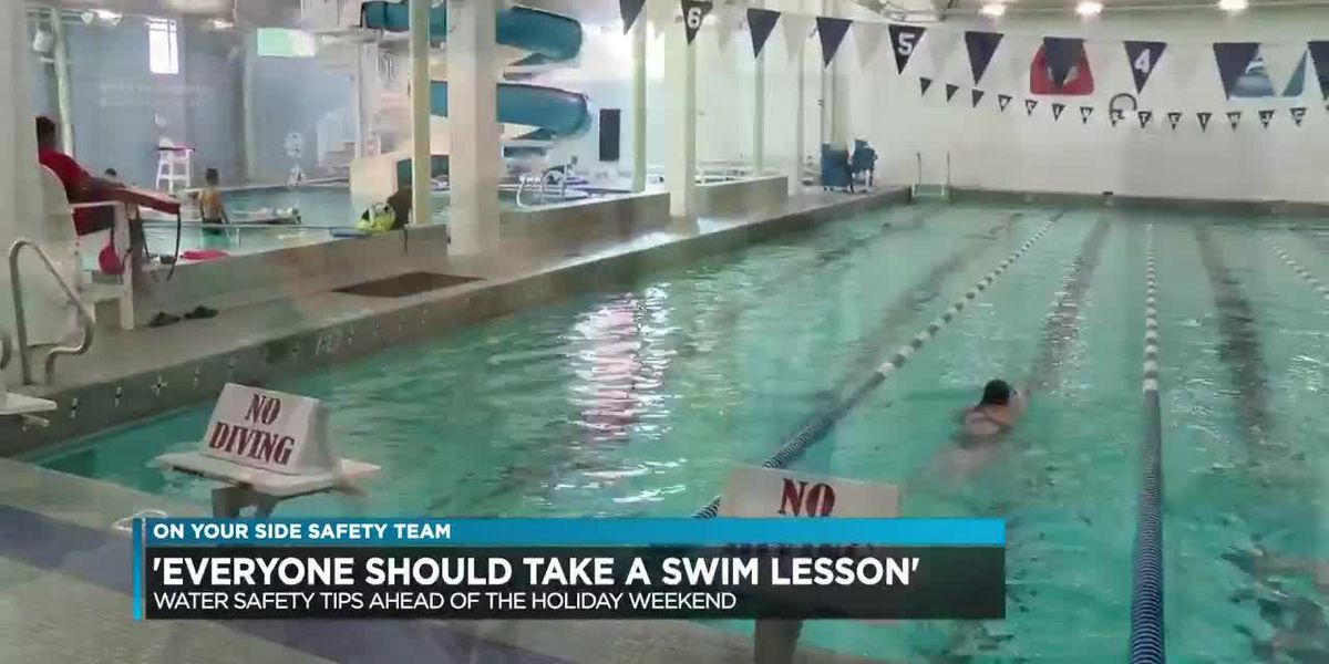 'Every one should take a swimming lesson:' Experts offer safety reminders ahead of pools opening
