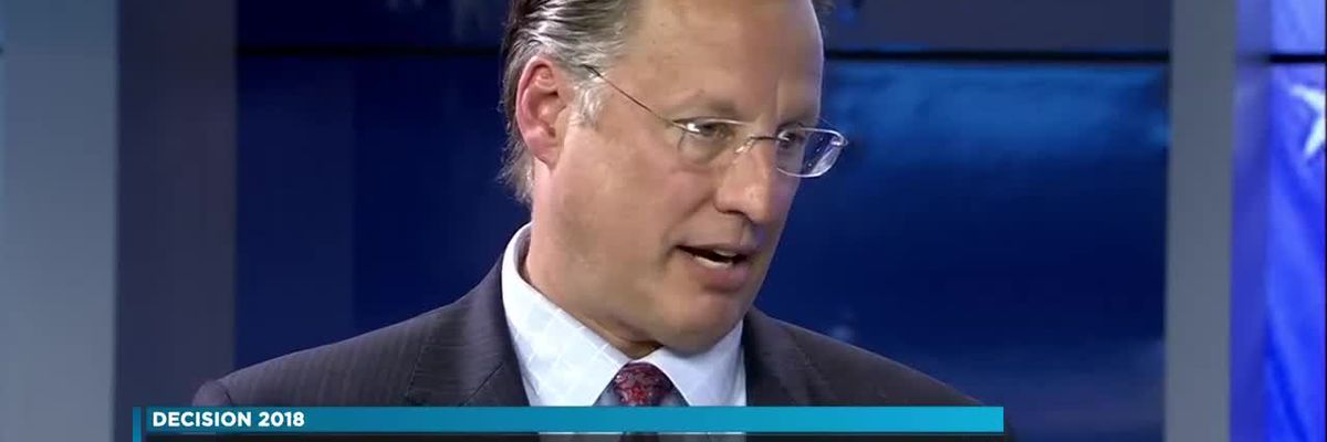 Meet Dave Brat, incumbent for the 7th District