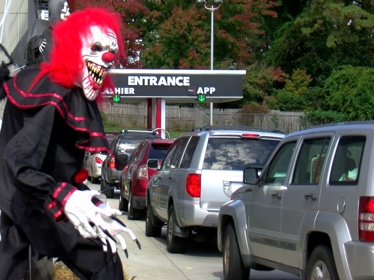 Haunted car wash opens in Richmond