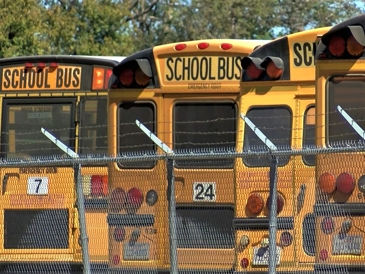 Contractor working in Chesterfield school tests positive for COVID-19