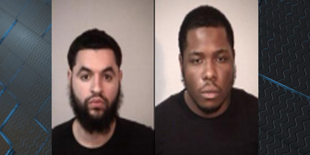 2 arrested for using counterfeit money at businesses
