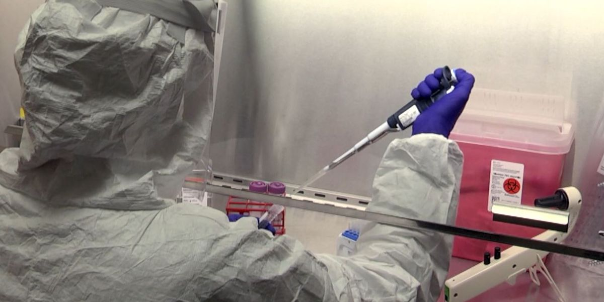 UVA, VT among three state labs awarded contracts to expand COVID-19 testing efforts
