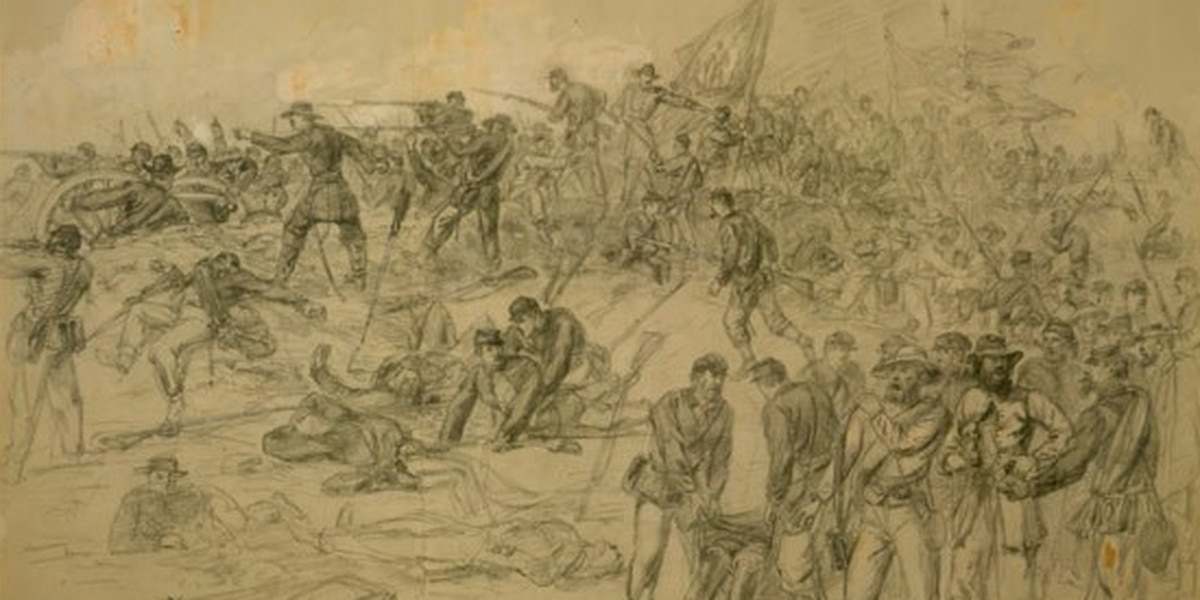 On this day: Nearly 50,000 Union troops launch assault at Cold Harbor