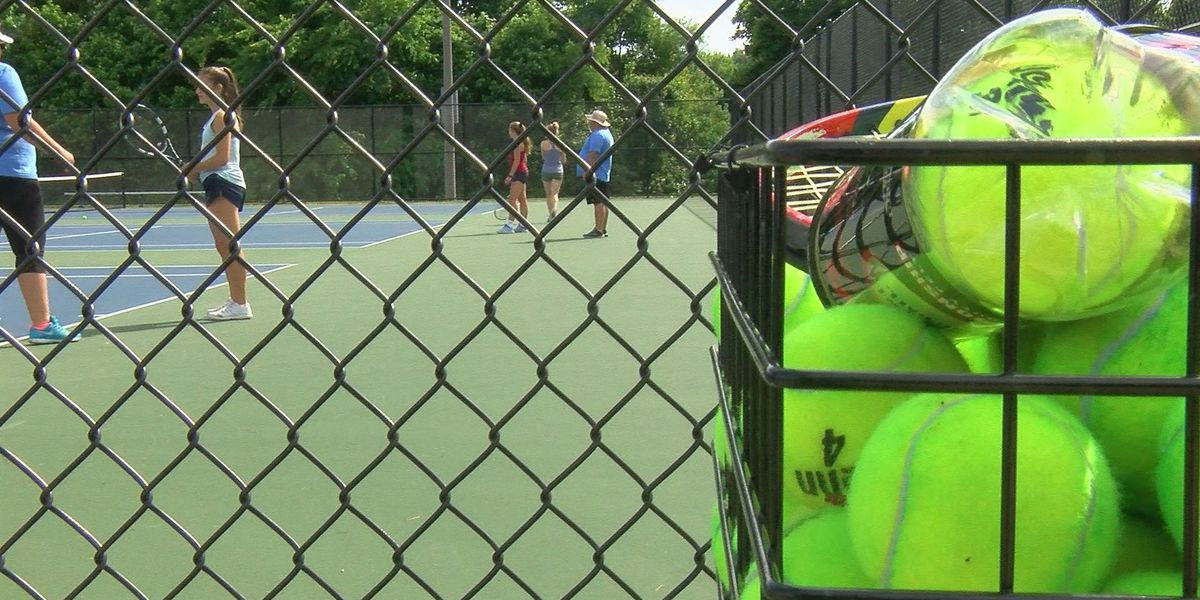 Hanover girls' tennis team chases third consecutive state crown