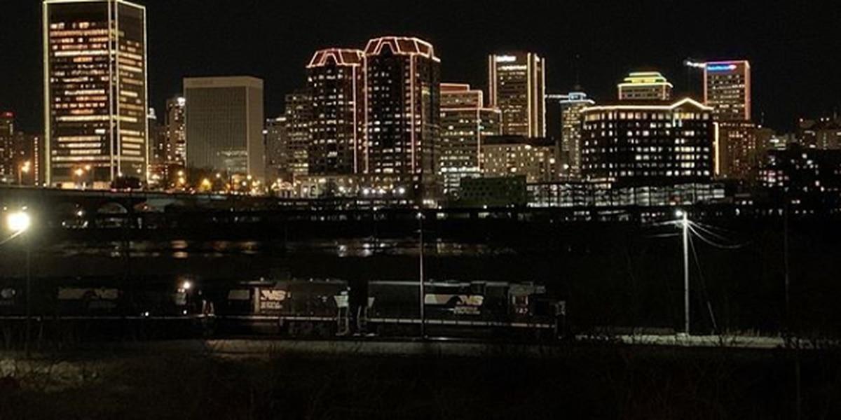 Richmond lights up for the holidays with RVA Illumination