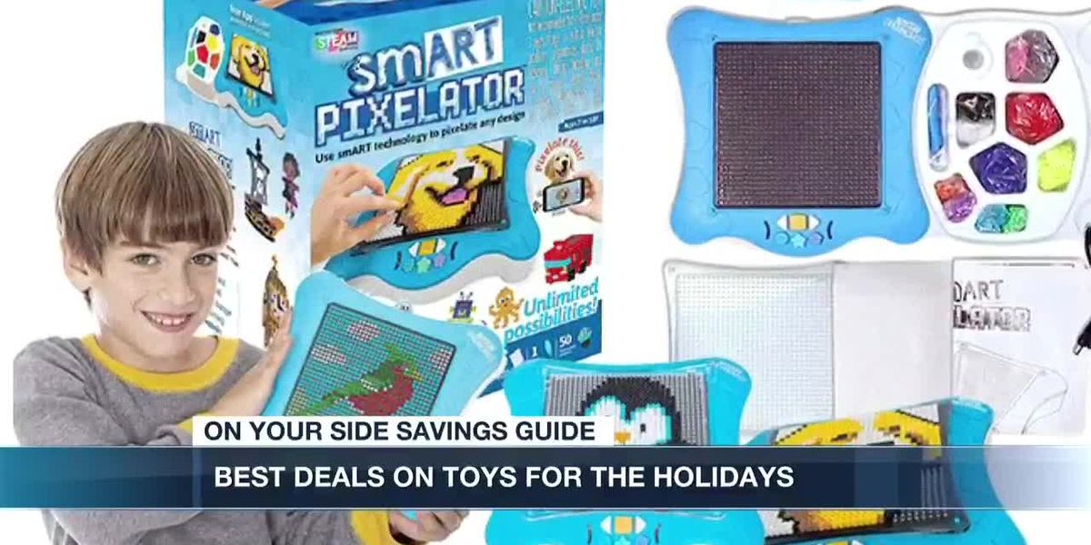Best deals on toys for the holidays
