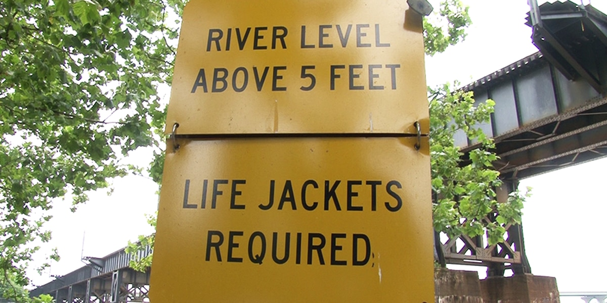 High water in the James brings concerns about bacteria