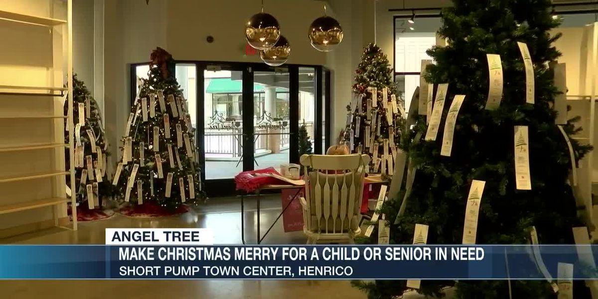 Make Christmas merry for a child or senior in need