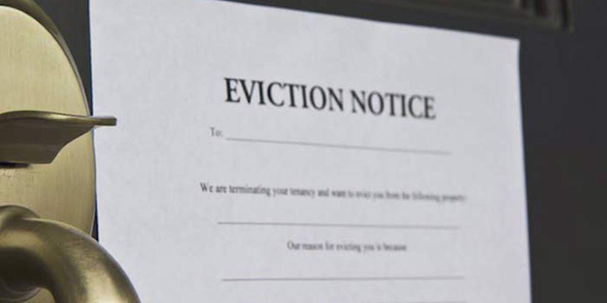 CDC extends moratorium on evictions due to the COVID-19 pandemic