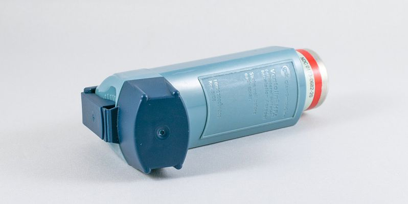Asthma is a chronic disease, but can be managed for a healthy life