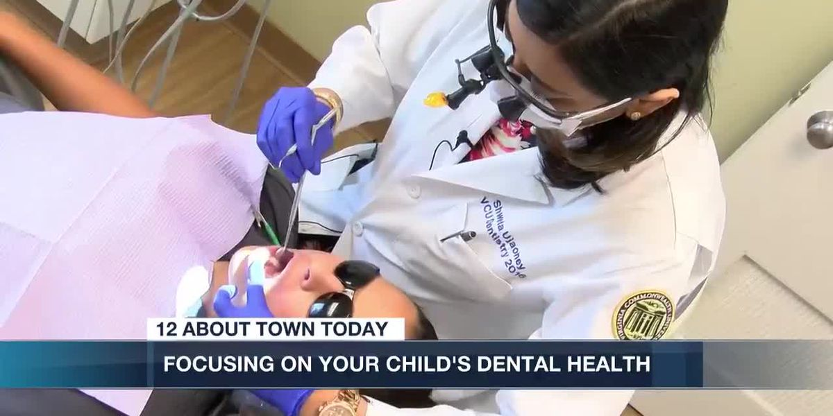 Focusing on your child's dental health with River Run Dental