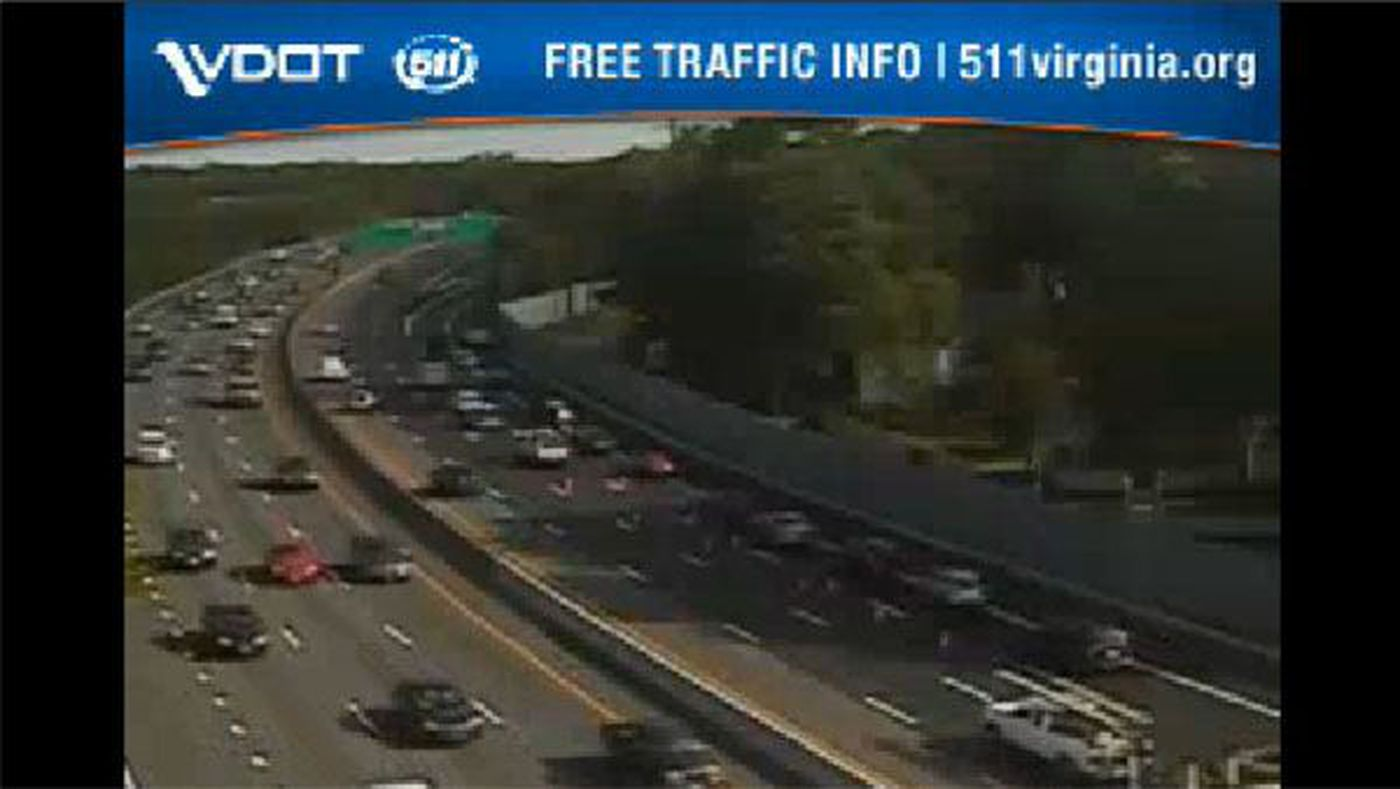 TRAFFIC ALERT: All lanes back open I-95 North after crash