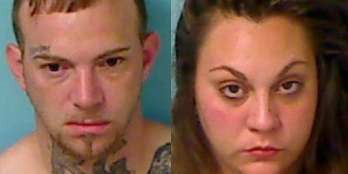 Police Find Naked Couple Driving While Intoxicated, Eating