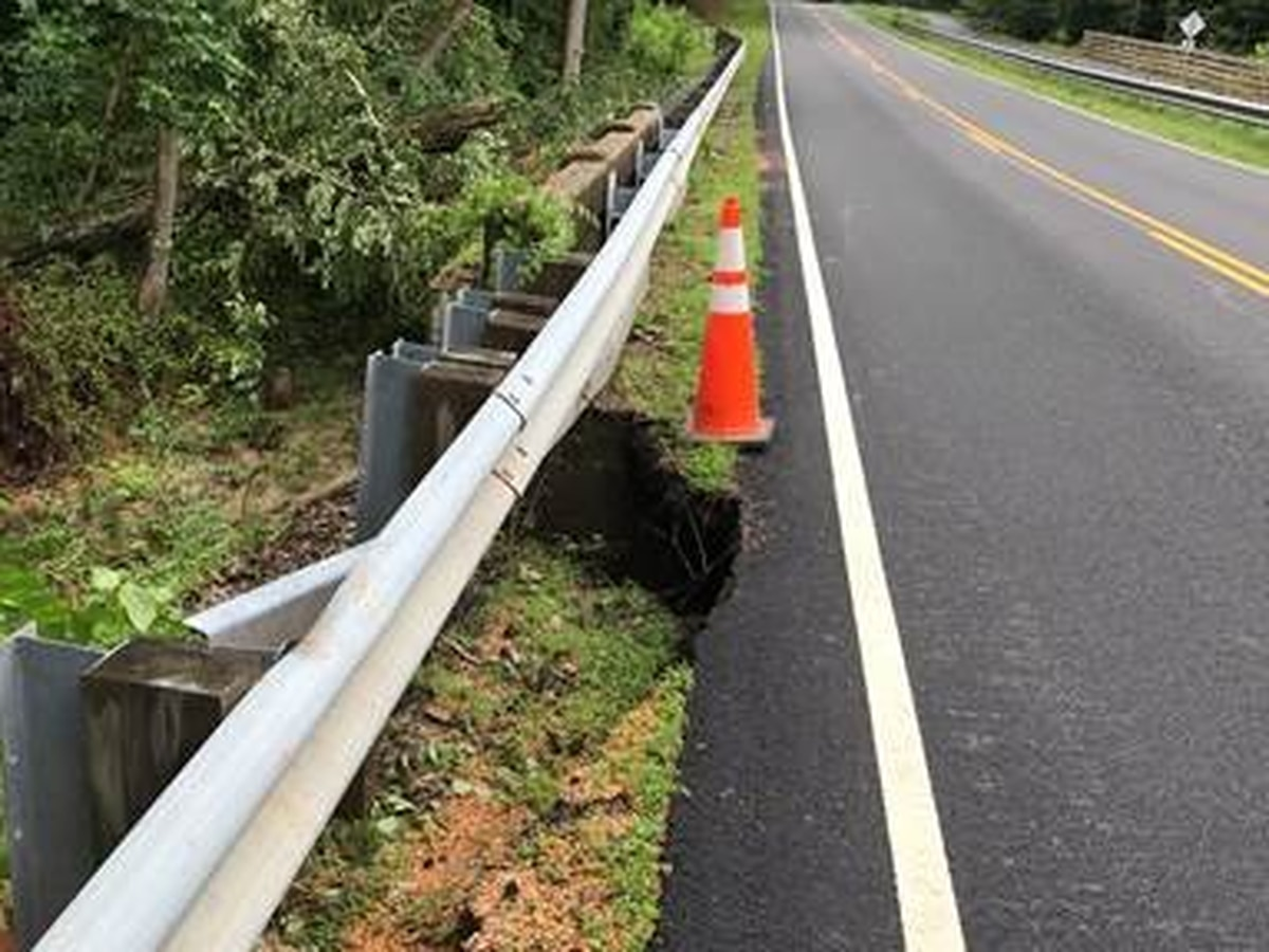 Bridge repairs close Route 5 in Henrico County