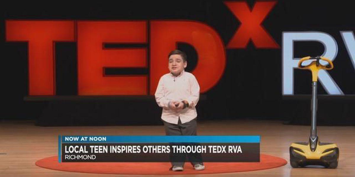 Richmond-area teen reflects on TEDxRVA experience