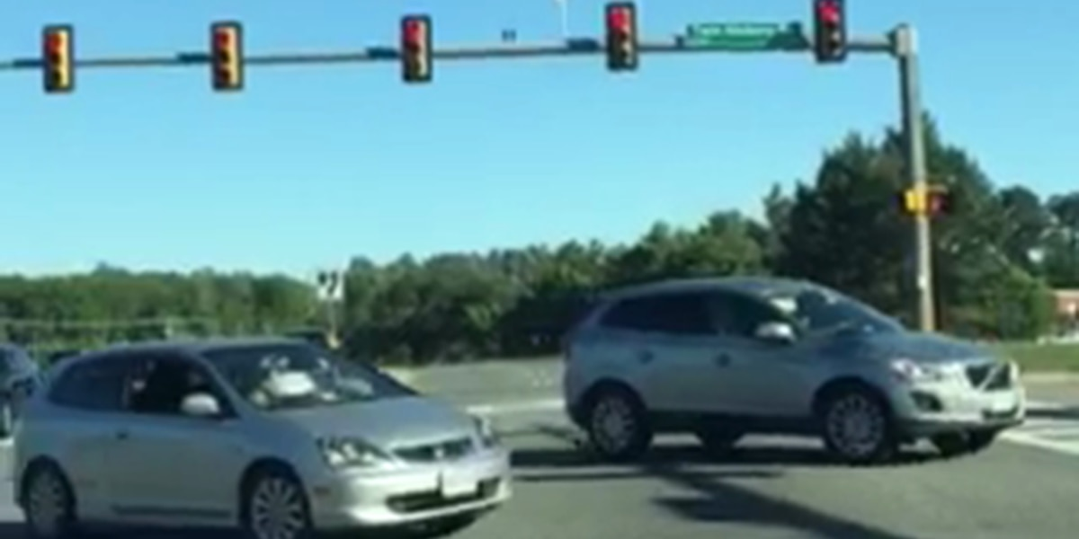 What's Driving You Crazy: Red-light runners in Henrico