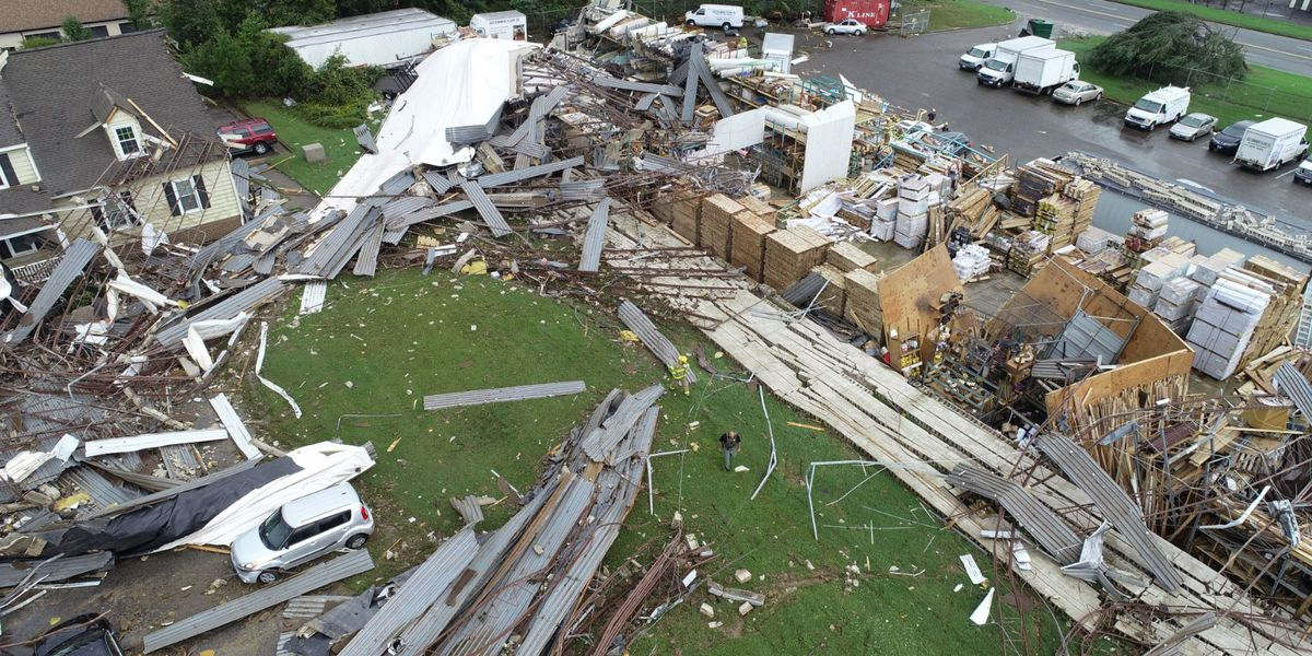 Two years ago today, deadly tornadoes ripped across Central Virginia