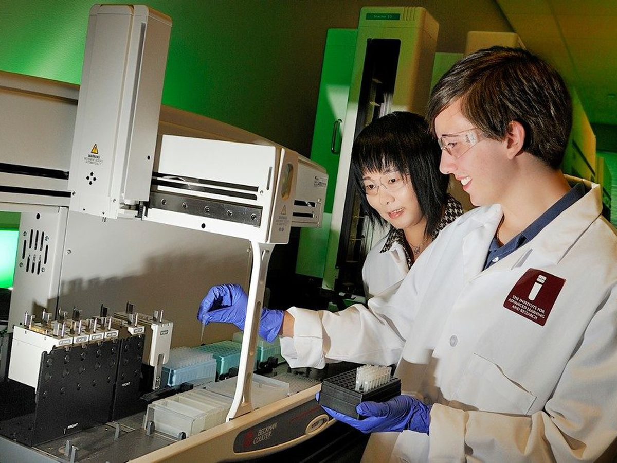 Virginia Tech to establish biomedical research center